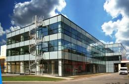 Administrativní budova GLASSEXPERTS