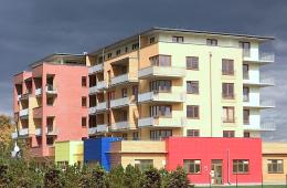 Bytový dům Čtyřlístek s mateřskou školou